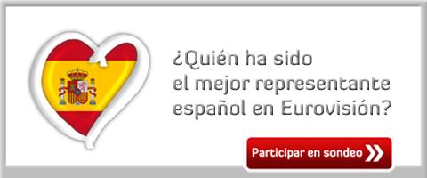 ¿Mejor representante español de Eurovisión?