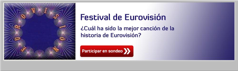 ¿Te atreves a votar la mejor canción de la historia de Eurovisión?