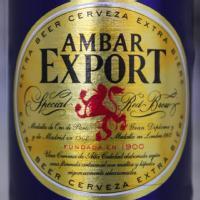 Ambar Export (cerveza)