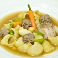 Escudella (catalan cooked)