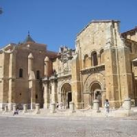 San Isidoro of Leon, Spain