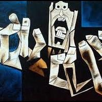 The Scream (Guayasamín)