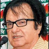 George Baker (Bengali actor)