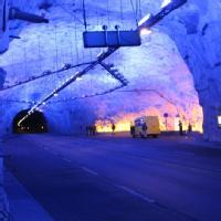 Laerdal-Aurland Tunnel