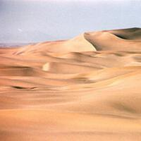 Desierto del Sahara
