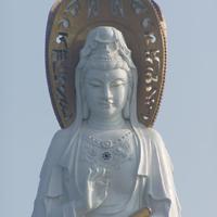 Estatua budista de Guanyin