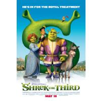 Shrek 3 (Shrek Tercero)