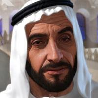 Zayed Bin-Sultan Al Nahyan