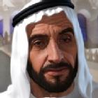 Zayed Al Nahyan de Emiratos �rabes Unidos
