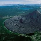 Erupci�n del volc�n Kelut de 1919