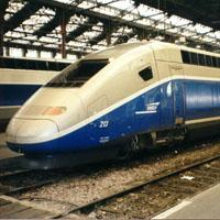 Train  Grande Vitesse (TGV)