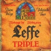 Leffe triple (beer)