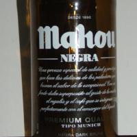 Mahou negra (cerveza)