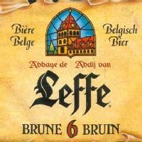 Leffe brune (beer)