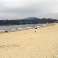 Miño beach