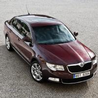 Skoda Superb