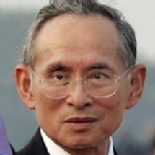 Bhumibol Adulyadej de Tailandia