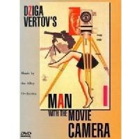 The Man with the Movie Camera (Chelovek s kino-apparatom)