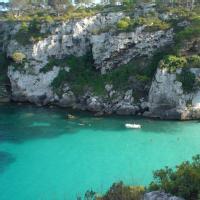 Macarelleta beach (Menorca)