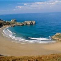 Torimbia beach, Llanes