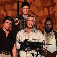 Who's Your Favorite A-Team Actor?