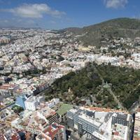 Ranking of the Most Densely Populated Municipalities of the Canary Islands
