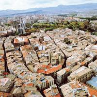 Ranking of the Municipalities with the Most Registered Homes in Navarre