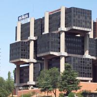 Ranking de los municipios con m�s edificios registrados en Castilla - La Mancha