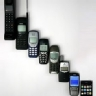 Top 5 Cell Phone Manufacturers Based on 2001-2011 Sales