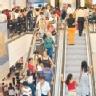 ¿Cuál es el centro comercial que visitamos más a lo largo del año?