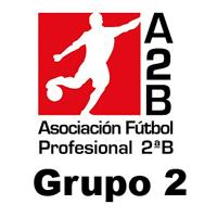 Classification of Group 2 of the Spanish Second Division B Soccer League