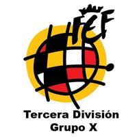 Classification of Group X of the Spanish Third Division Soccer League
