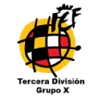 Clasificacin de la Liga de ftbol de tercera divisin Grupo X de Espaa