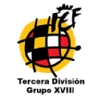 Clasificacin de la Liga de ftbol de tercera divisin Grupo XVIII de Espaa