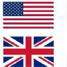 Ranking el Rock brit�nico vs. el Rock americano