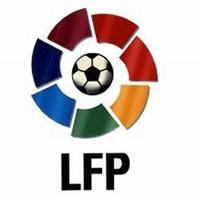 Classification of the Spanish Soccer League, the LFP
