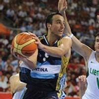 Who are the best basketball players in Argentina?
