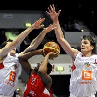 Who are the best basketball players in Czech Republic?