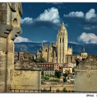 Ranking of the most common surnames in Segovia