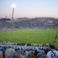 Ranking de los estadios de f�tbol m�s grandes de Francia