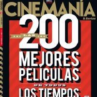 Ranking de las 200 mejores pel�culas de todos los tiempos seg�n la revista Cineman�a