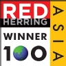 Ranking of the most innovative Asian companies according to Red Herring
