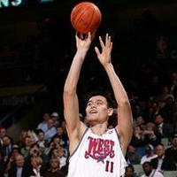 NBA Three-Point Shootout Winners