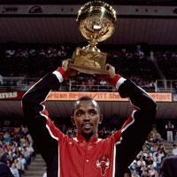 Ranking of NBA Players Who Have Won the Most Three-Point Shootout Contests