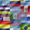 Países latinoamericanos mas visitados en lo que va  de 2012