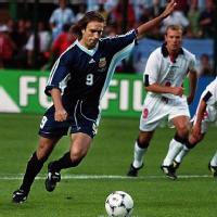 Máximos goleadores argentinos en mundiales de fútbol