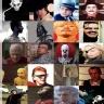 Los Villanos mas famosos del cine, tv, literatura y comics.
