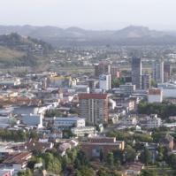 Ciudades con mayor densidad de población de Chile