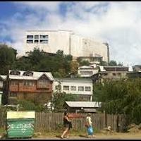 Edificios mas altos de la Isla de Chiloé en Chile