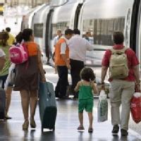 Número de usuarios de transporte público en España según el INE
